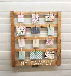 white easy scrap wood photo display gifts diy projects