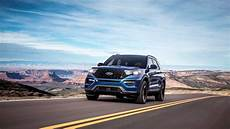 2020 Ford Explorer Linkedin by 2020 Ford Explorer St 23 Of 59 Motor1 Photos