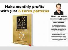 Six Forex Profit Patterns