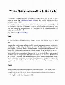 Essay On Self Motivation Writing Motivation Essay
