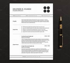 Cover Page Of Cv 3 Pages Resume Cv Template Full Set Resume Templates On