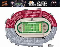 Bristol Motor Speedway Seating Chart With Row Numbers Battle At Bristol Hype Video Cfb