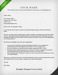 Cover Letter Design Examples Graphic Designer Cover Letter Samples Resume Genius