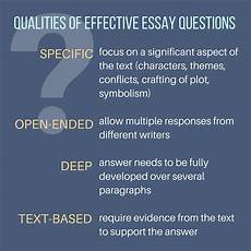 Effective Essay Steps Toward An Inquiry Based Classroom Tricia Ebarvia