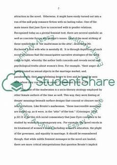 Eyre Essay Social Commentary In Charlotte Brontes Eyre Essay
