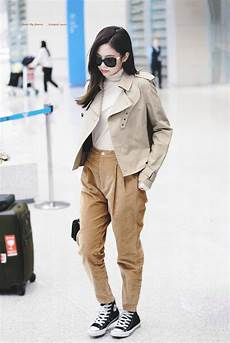 idols with the best airport fashion style no one can