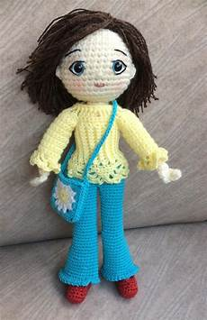 amigurumi doll the moody homemaker another crochet amigurumi doll