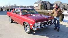 1966 chevy chevelle ss classic muscle car for sale in mi