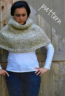 stricken cape knitting pattern poncho cape chunky cape easy