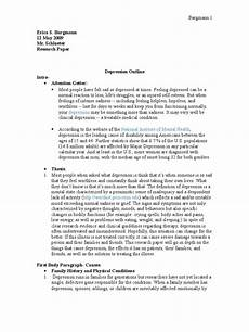 Essay About Great Depression Depression Outline Psychological Trauma Psychotherapy