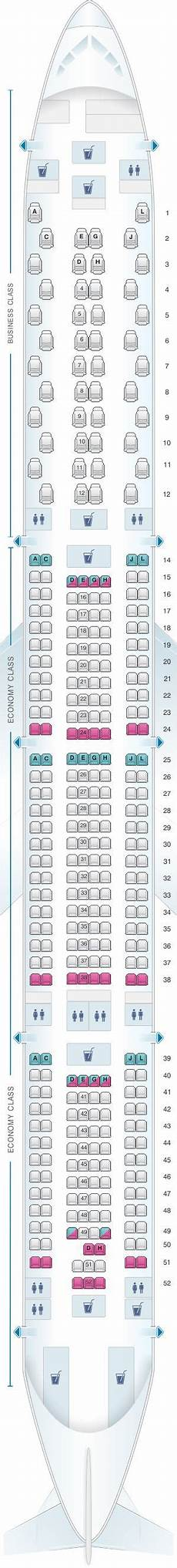 Iberia 2622 Seating Chart 10 Best Iberia Seat Maps Images On Pinterest Aircraft