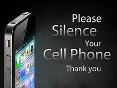 Silence Your Cell Phone Please Silence Your Cell Phone 2 Igniter Media