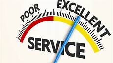 Excellent Service Animation Indicator Level Meter Customer Service 4k Uhd