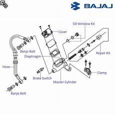 Light Cylinder Pulsar Bajaj Pulsar 220s Dts I Front Brake Master Cylinder Hose
