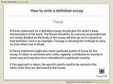 Writing A Definition Essay Examples Analysis Essay Help Sac Homberg