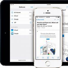Iphone Email Mail For Iphone And Ipad Everything You Need To Know