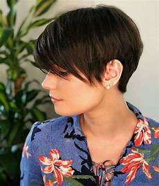 kurzhaarfrisuren 2019 frauen stylen beste pixie cut frisur ideen f 252 r frauen 2019 frisuren