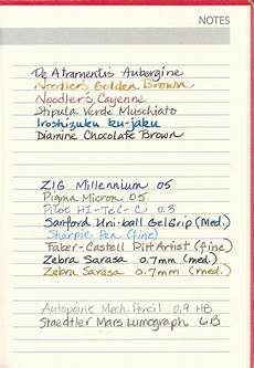 Sample Personal Journal Daycraft Signature 2013 Diary An Inkophile S Blog