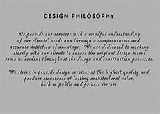 Design Philosophy Statement Dlo Home