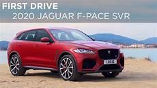 Jaguar I Pace 2020 by Drive 2020 Jaguar F Pace Svr Driving Ca