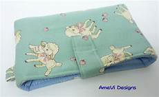 Amevi Designs Dolly Sheep Horizontal Velcro Handphone Case Iphone S2 S3