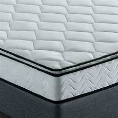 mattress king single bed mid firm roll up pocket