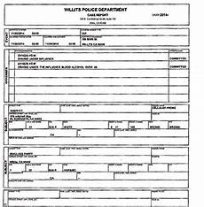 Dui Incident Report Police Report Questions After Mendocino Dui Arrest