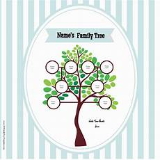 Family Tree Pics Template Free Family Tree Poster Customize Online Then Print At Home