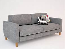 Ikea Karlstad Sofa Cover 3d Image by 3d Ikea Karlstad Sofa Seat