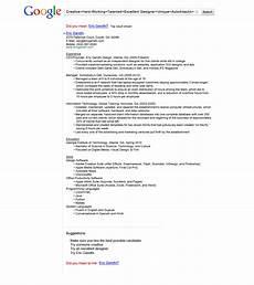 Google Cv Sample The Resume That Got Eric Gandhi A Job At Google Can Your
