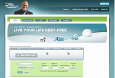 Debt Snowball Calculator Debt Snowball Example Video How To Pay Off Debt Fast