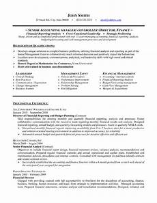 Accounting Manager Resume Senior Accounting Manager Resume Template Premium Resume