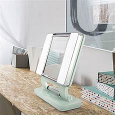 Conair Led Natural Light Vanity Mirror Ottlite Natural Lighted Makeup Mirror White Vanity