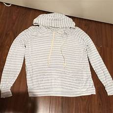 Melville Light Blue Sweater 27 Off Melville Sweaters Blue And White Striped