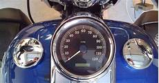 Harley Davidson Red Light On Speedometer Ed S Stray Thoughts Review Of Harley Davidson Combination