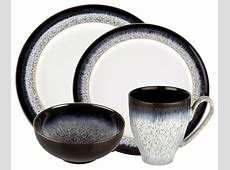 Denby Halo 4 piece Place Setting   Contemporary