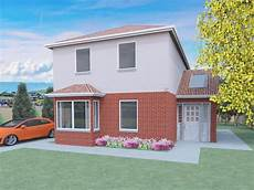 Uk House Floor Plans Traditional Four Bedroom House Designs The Twyford