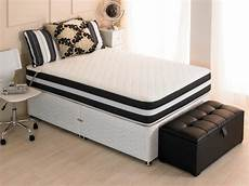 3d ortho quilted memory sprung mattress desire beds