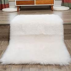 faux sheepskin rug fur faux fleece fluffy area rugs anti