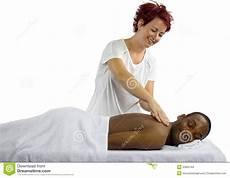 Download The Masseuse Stock Photo Image Of Kneeding Female Massaging