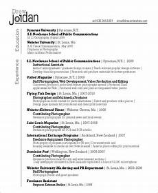 Sample Photography Resume Free 9 Sample Photographer Resume Templates In Ms Word Pdf