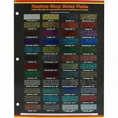 Metallic Car Paint Color Chart Custom Shop Metal Flake Chip Color Chart Auto Car Paint