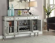102595 mirrored accent cabinet by coaster