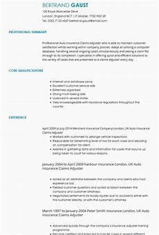 A Cv Example Cv Samples Cv Templates By Industry Livecareer