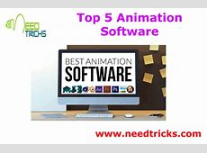 Top 5 Animation Software   Best animation software, Cool