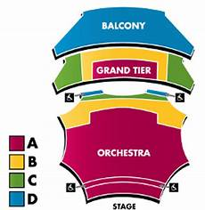 Gammage Seating Chart Asu Gammage Seating Chart