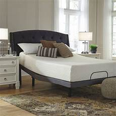 Signature Design By Chime Firm Mattress Signature Design By 174 Chime Firm 12 Inch Memory Foam