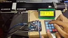 electronic bid ckd learn arduino big text lcd keypad accel stepper