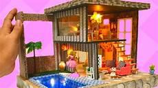 diy miniature dreamhouse modern house mansion