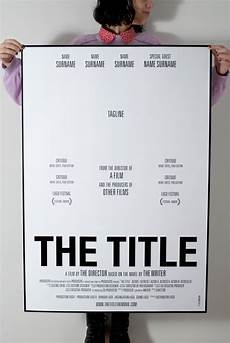 Make A Poster For Free How To Make Movie Posters To Promote Your Film